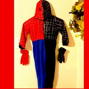 3 pcs.Spider- Man Boys Custom size